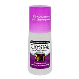 Crystal Roll-On Deodorant Doğal Kokusuz  66 ml