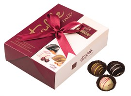 Elit Çikolata Gourmet Collection Truffle Mix 195 gr