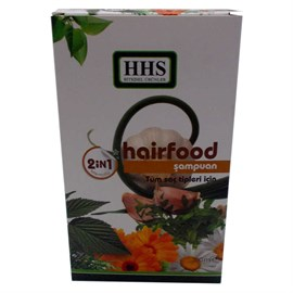 Hhs Hairfood 2 in 1 Mentollü Şampuan 350 ml