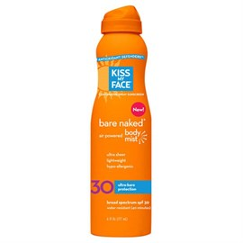 Kiss My Face Sprey Güneş Kremi SPF30 177 ml