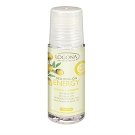 Logona Energy Deo Roll-On Limon & Zencefil 50 ml