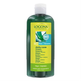 Logona Organik Daily Care Aloe ve Mine Çiçeği Özlü Şampuan 250 ml