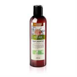 Organique Natural Anti Age Şampuan 250 ml