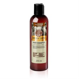 Organique Natural Argan Shine Şampuan 250 ml