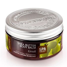 Organique Shea Butter Balm Greek 100 ml